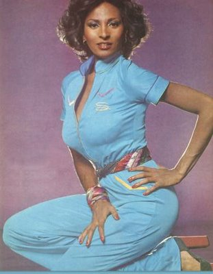Disco era Pam Grier still hot!